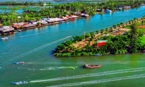 Planning the Mekong Delta: Forward-looking and Nature-based