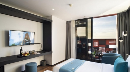 Voucher The Code Hotel & Spa Danang (4*)