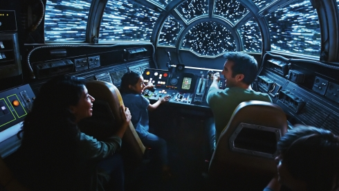 Ra mắt Star Wars: Galaxy's Edge