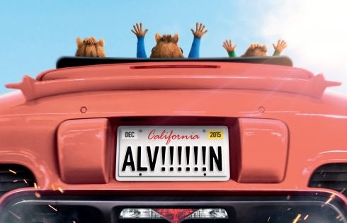 Tái ngộ Alvin And The Chipmunks: The Road Chip