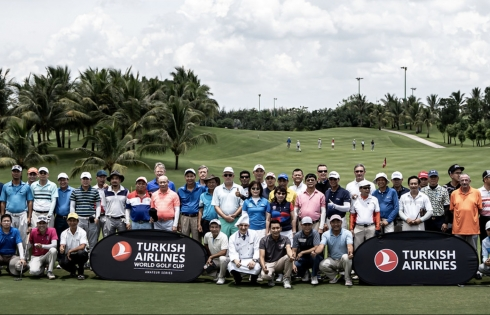 Turkish Airlines tổ chức World Golf Cup