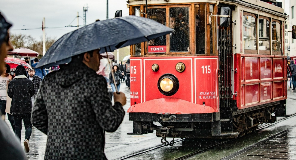 Sững sờ ở Istanbul