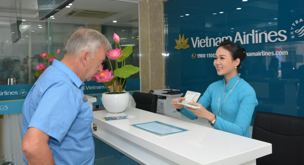 Ra mắt quầy In-town Check-in