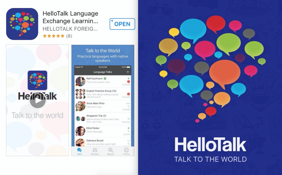 HelloTalk-Language-Exchange-Learning-App