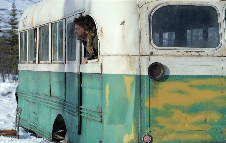 Christopher McCandless do Emile Hirsch thu vai trong Into The Wild (2007)