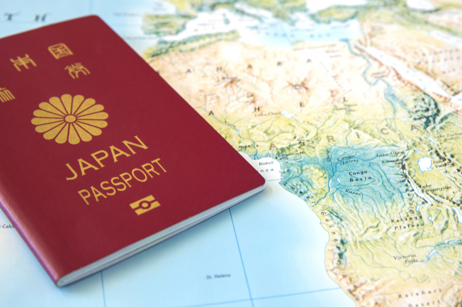 Japanese-passport