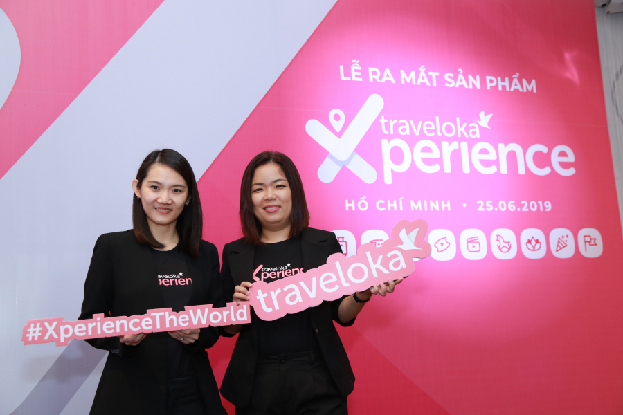 Traveloka - Launching san pham