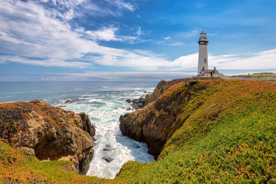 California-Pigeon-Point-Lighthouse