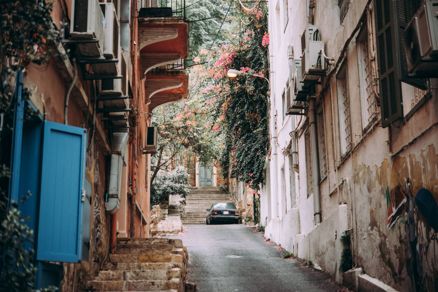 view-of-one-of-the-streets-in-gemmayze-district-of-beirut-lebanon-gettyimages-668694784