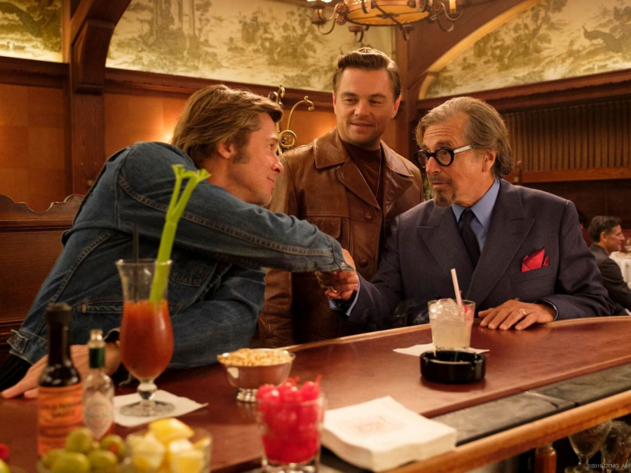 Once Upon a Time in Hollywood Musso & Frank
