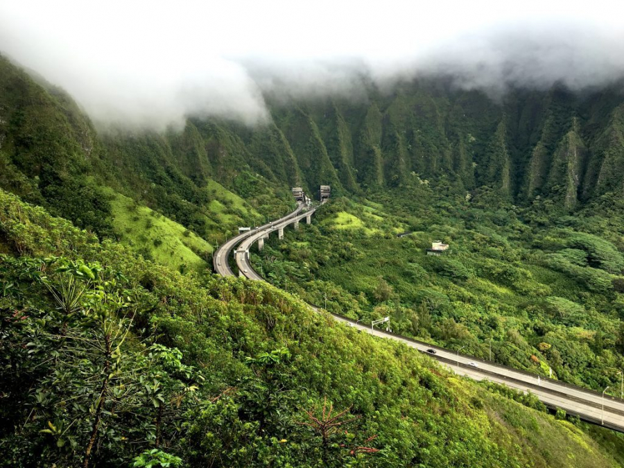 Oahu-Haiku-Stairs-going-down-Mylifesamovie.com_