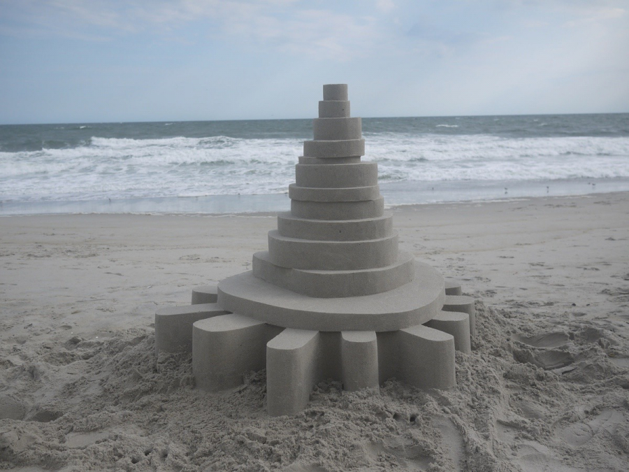 creative-architectural-sandcastle