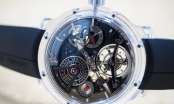 Greubel Forsey Double Tourbillon 30° Technique Sapphire - Tinh xảo tới từng chi tiết