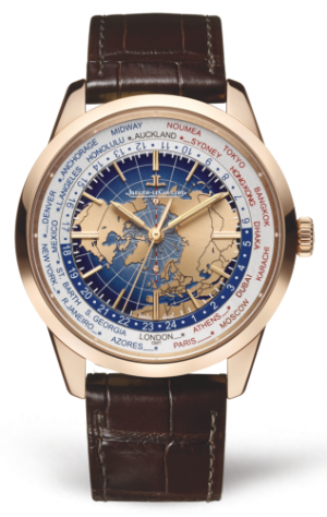 Geophysic Universal Time Pink Gold