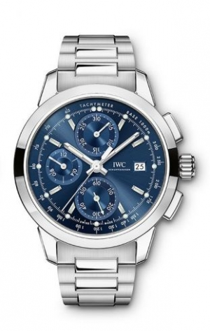 Ingenieur Chronograph Classic Stainless Steel / Blue