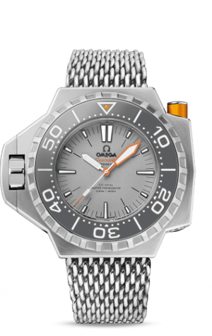 Seamaster PloProf Co-Axial Master Chronometer Grey