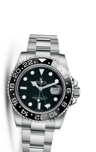 GMT-Master II Stainless Steel / LN
