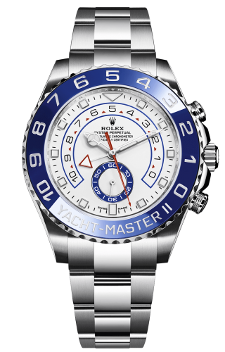 Yacht-Master 2 Stainless Steel