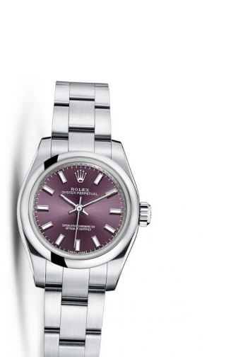 Oyster Perpetual 26 Red Grape