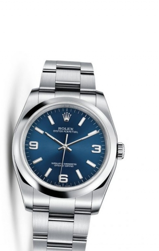 Oyster Perpetual 36 Blue Explorer