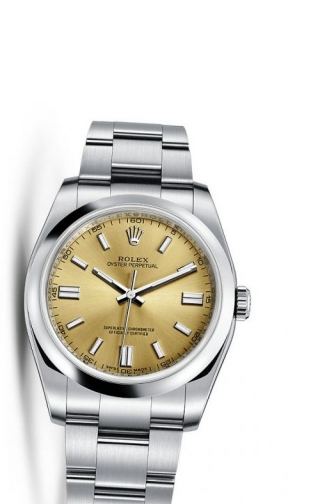 Oyster Perpetual 36 White Grape