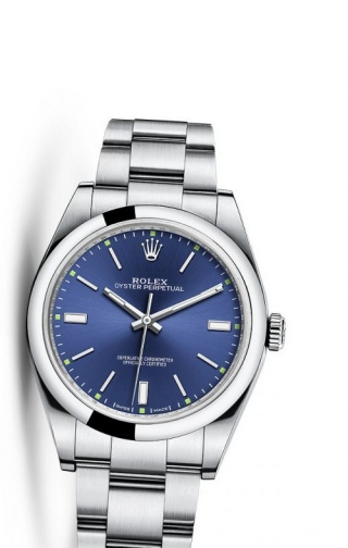 Oyster Perpetual 39 Blue