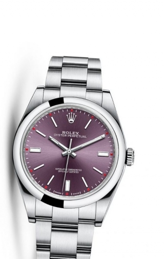 Oyster Perpetual 39 Red Grape