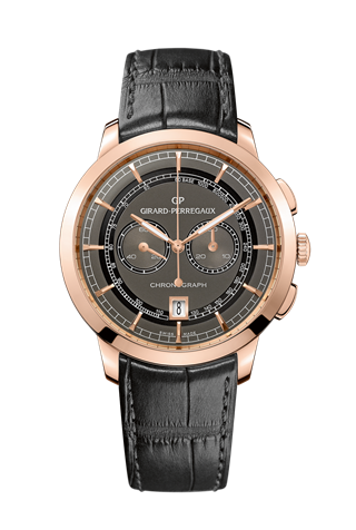 1966 Chronograph Pink Gold Grey
