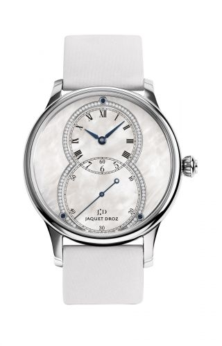 Grande Seconde 39 Mother of Pearl / White Gold