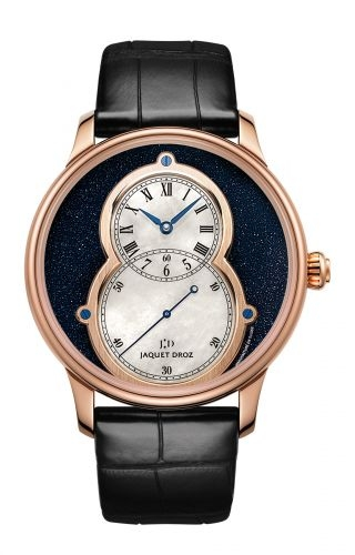 Grande Seconde 43 Aventurine / Red Gold
