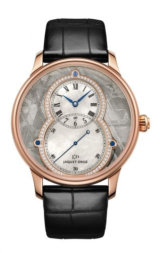 Grande Seconde 43 Meteorite Diamond / Red Gold