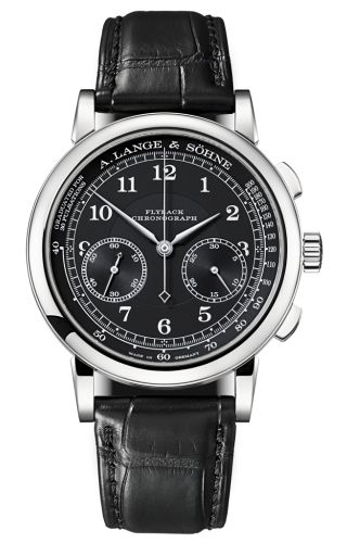 1815 Chronograph White Gold / Black / Pulsometer