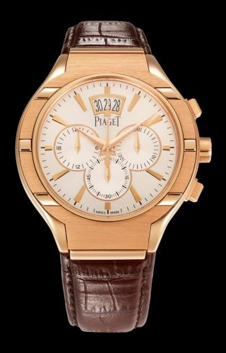 Polo 43 Chronograph Pink Gold
