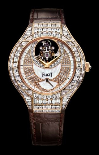 Polo Tourbillon 39 Pink Gold Diamond