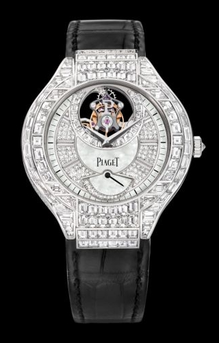 Polo Tourbillon 39 White Gold Diamond