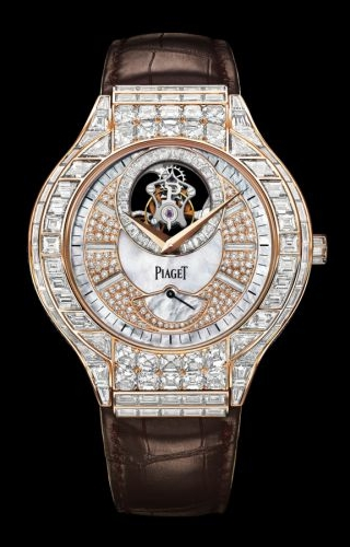 Polo Tourbillon 44 Pink Gold Diamond