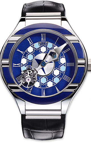 Polo Tourbillon Relatif Mythical Journey Samarkand