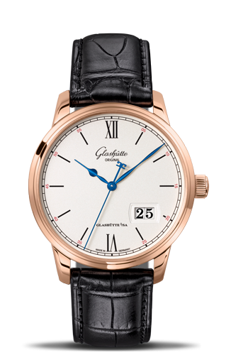 Senator Excellence Panorama Date Red Gold