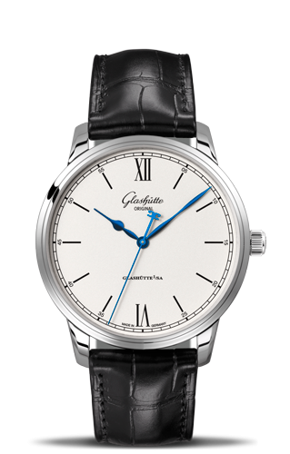 Senator Excellence Stainless Steel / Silver