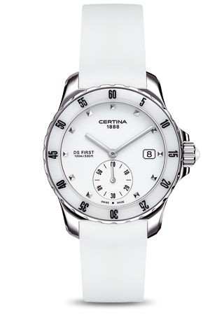 DS First Lady Ceramic White