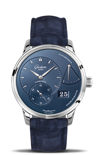 PanoReserve Stainless Steel Blue
