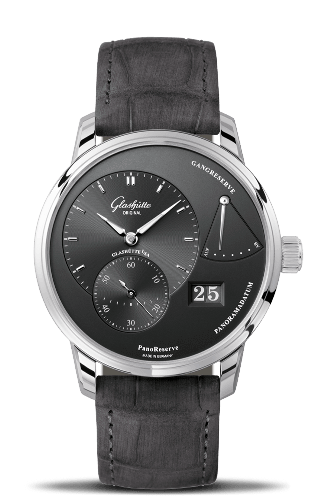 PanoReserve Stainless Steel Grey