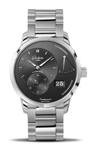 PanoReserve Stainless Steel Grey Bracelet