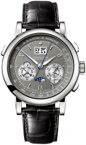 Datograph Perpetual White Gold / Grey