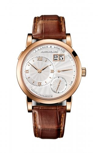 Lange 1 20th Anniversary Pink Gold