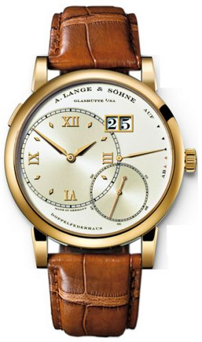 Grand Lange 1 Yellow Gold / Champagne