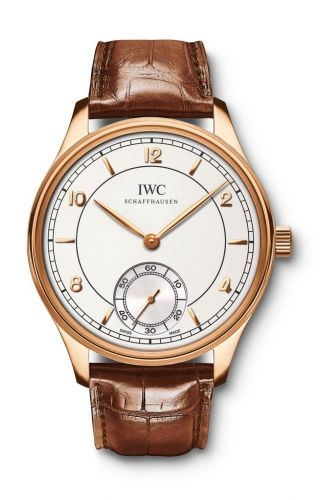 Vintage Portuguese Hand-Wound 1939 Rose Gold