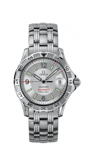 Seamaster Diver 200M OmegaMatic Stainless Steel / Silver / Bracelet