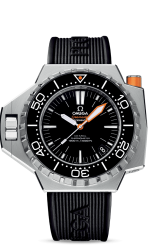 Seamaster PloProf Co-Axial Stainless Steel / Black