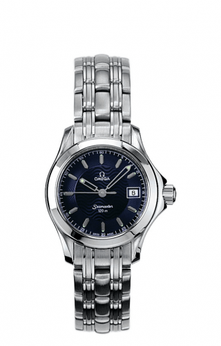 Seamaster 120M Automatic 25 Stainless Steel / Blue
